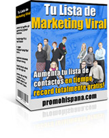 Construye tu lista de Marketing Viral Segura Aqui